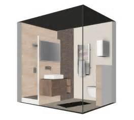 salle de bain bathbox meuble vasque siphon de sol 3 6 m2