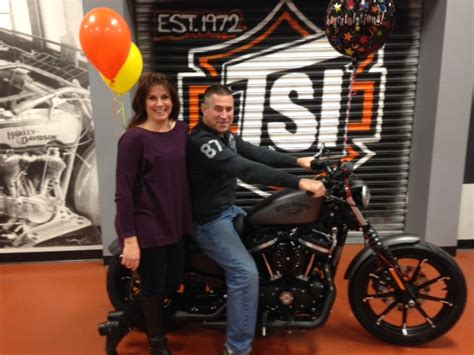 Harley Davidson Sweepstakes - winners dinner 4 two