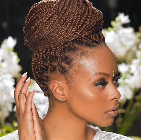 pictures od ling box braids in a bun top 20 all the rage looks with long box braids