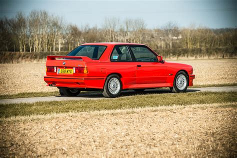 1986 bmw e30 m3 to be auctioned this weekend in birmingham