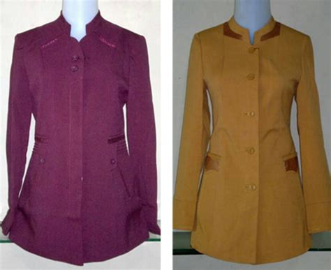desain baju hc model baju dinas guru 11 gambar model baju seragam kerja
