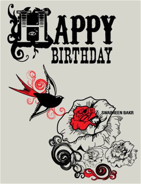 tattoo girl happy birthday birthday tattoo ideas tattoo ideas pictures tattoo