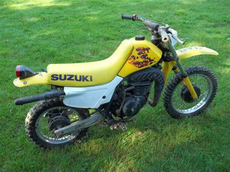 Suzuki Ds80 For Sale 1994 Suzuki Ds 80 Motorcycle Dirtbike Similar For Sale