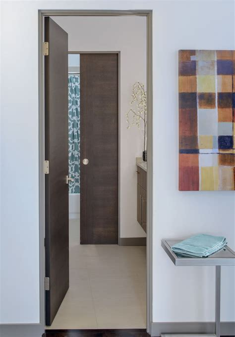 swinging pocket door 1000 images about stileline a modern interior beauty on