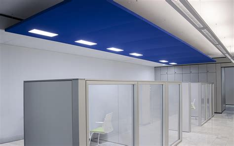 in bank prealpi nuvola sound absorbing panels for the prealpi in
