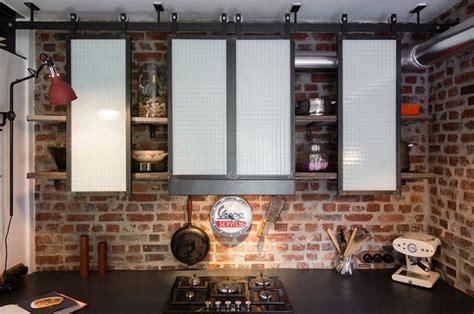 etagere duden electrodomesticos y cocinas de aspecto industrial 100 ideas
