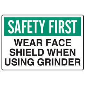 Bench Grinder Safety Poster Bench Grinder Safety Beautiful Scenery Photography