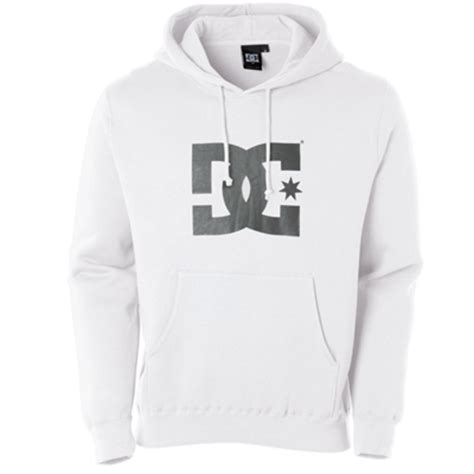 Sweater Dc Hodie dc shoes hoodie sweaters in white
