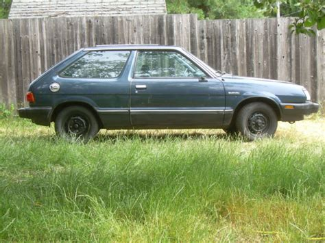 1985 Subaru Gl 2 Door Hatchback Cannonball Run Clone Like
