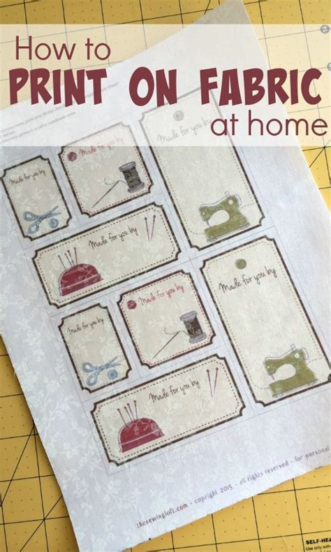 printable iron on fabric labels the 25 best printer labels ideas on pinterest diy