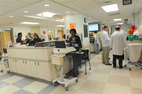 center emergency room doctor shortages felt at albany med other new york hospitals times union