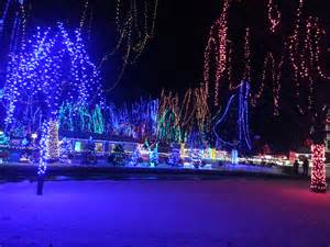 amazing christmas holiday light display in mankato mn