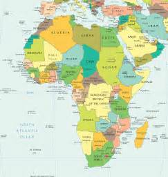 Africa Map Capitals by African Country Capitals Map Quiz