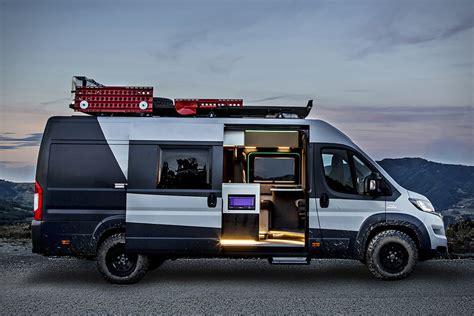 Two Car Garage Dimensions Fiat Ducato Camper Van Uncrate