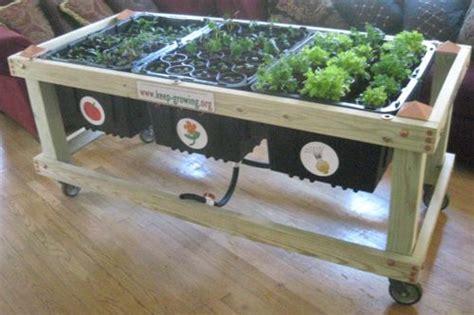 Waist High Raised Garden Bed Plans by Waist High Garden Ogr 243 D