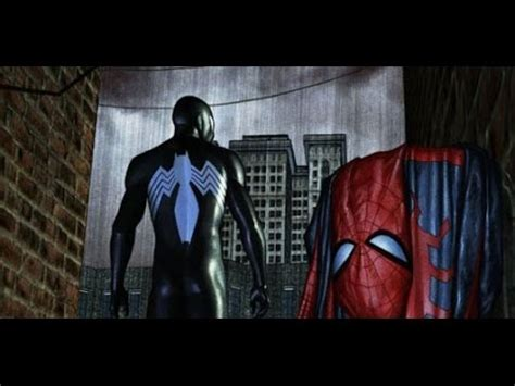 imagenes spiderman negro spiderman de vuelta al negro resumen argumento youtube