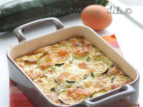 cuisine courgettes gratin recettes de mozzarella et gratins 6