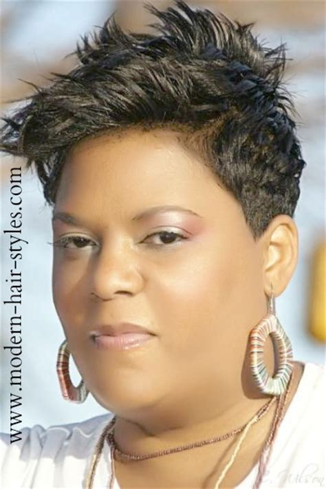 pixie haircutsin atl for black women short hairstyles for black women self styling options