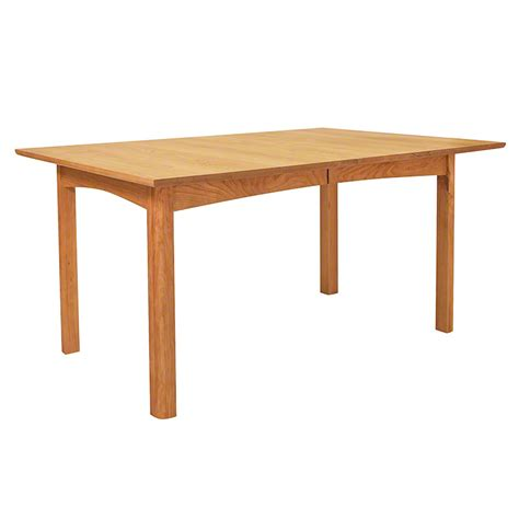 Handcrafted Dining Tables - woodland custom dining table solid hardwood