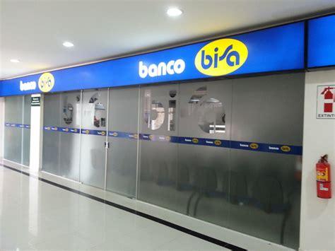 banco bisa banco bisa en santa cruz de la sierra