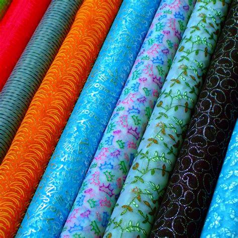 printable nylon fabric jacquard fabric curtain african print nylon mesh fabric