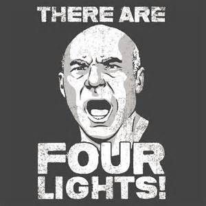 Fourlights by Exclusive Picard S 4 Lights Thinkgeek