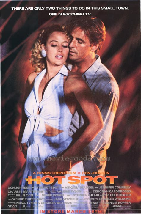 film hot indonesia 1990 an the hot spot starring don johnson virginia madsen
