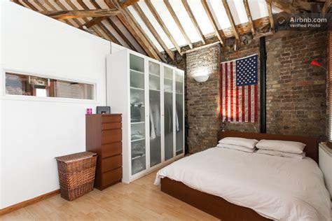 chambre loft appartement esprit loft chambre avec dressing