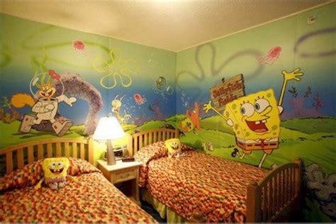 spongebob bedroom ideas attractive and cool kids bedroom furniture design ideas