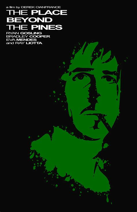 the place books the place beyond the pines poster by lafar88 on deviantart