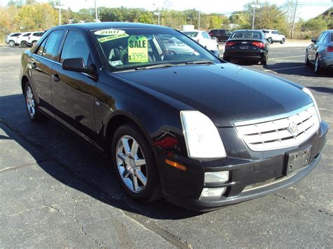auto air conditioning service 2007 cadillac sts windshield wipe control 2007 cadillac sts 4 awd stock 1505 for sale near smithfield ri ri cadillac dealer