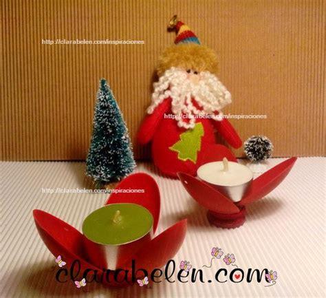 candelabros hechos con material reciclable inspiraciones manualidades y reciclaje portavelas