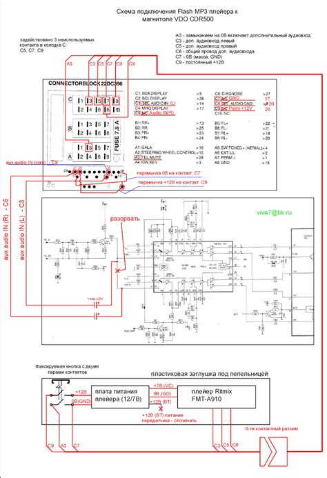 10 wiring diagram for nokia ck 7w bluetooth hf sady