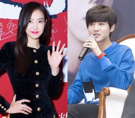film terbaru luhan ex exo victoria attends luhan s movie preview by invite of yang