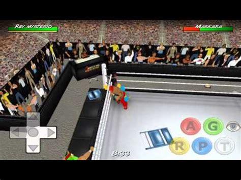 download mod game wrestling revolution 3d download game smackdown wrestling revolution 3d v1 530 mod