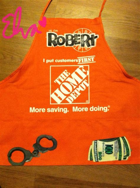 Home Depot Apron by Home Depot Apron