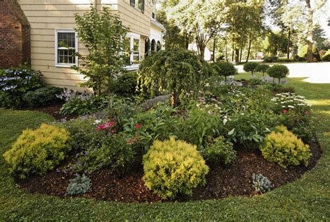 simple landscape diy landscaping designs oregon trail