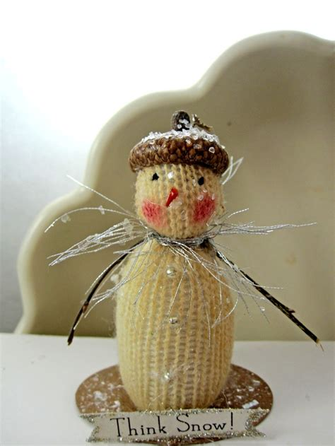 Handmade Snowmen - 105 best images about handmade snowmen on