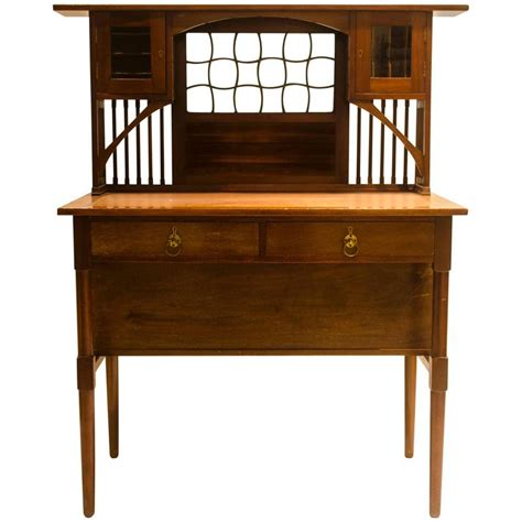Japanese Writing Desk quality anglo japanese writing desk in the manner of e w godwin for sale at 1stdibs