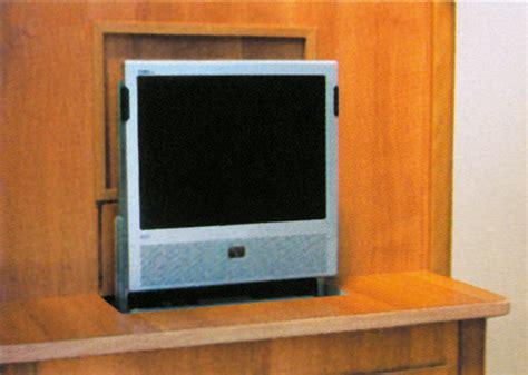 mensola tv mensola tv allungabile elettricamente in verticale 49379