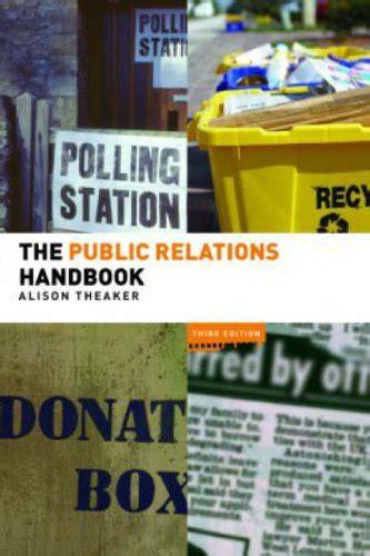 Effective Relations Edisi 9 M Cutlip the relations handbook