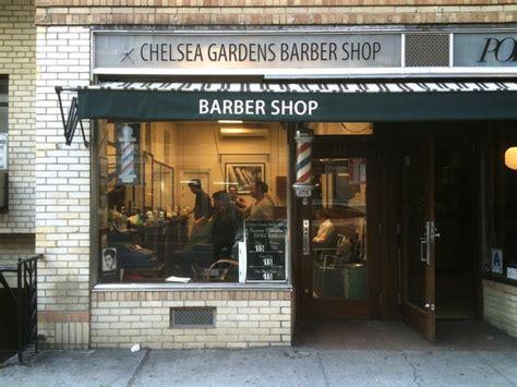 chelsea garden barber shop coiffeur