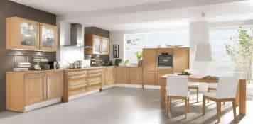 Superior Renover Cuisine Rustique En Moderne #9: Couleur-Mur-Pour-Cuisine-Chene-Clair-pdc.jpg