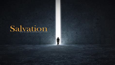 Salvation In salvation in judaism christianity and islam