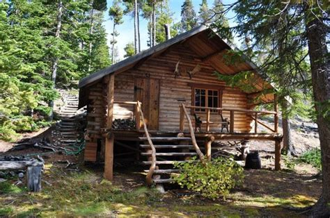 Wilderness Cabin by Wilderness Lodge Nimpo Lake Columbia Resort Reviews Resortsandlodges