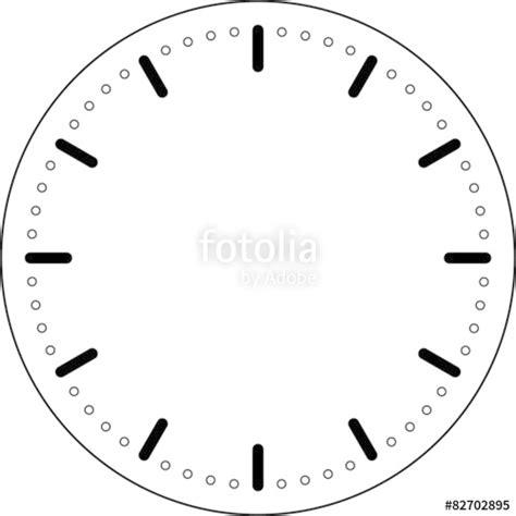 Modern Wall Clock quot ziffernblatt punkte hohl stab rund quot stockfotos und