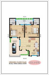 Floor Plan Single Storey House by Two Storey Bungalow Single Storey Bungalow Floor Plans
