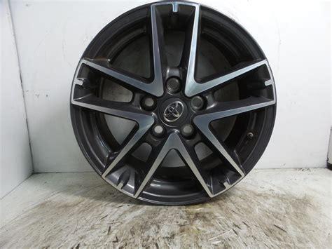 Toyota Auris Rims 2015 Toyota Auris Alloy Wheel 5 Stud 5 Spoke Design 6