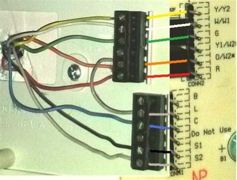 honeywell thermostat lr1620 wiring diagram honeywell