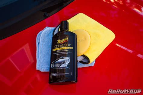 Were Can I Get Ultimate Gold Detox by Favorite Wax Meguiar S Gold Class Carnauba Wax Review